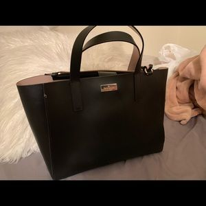 Kate spade purse with strap